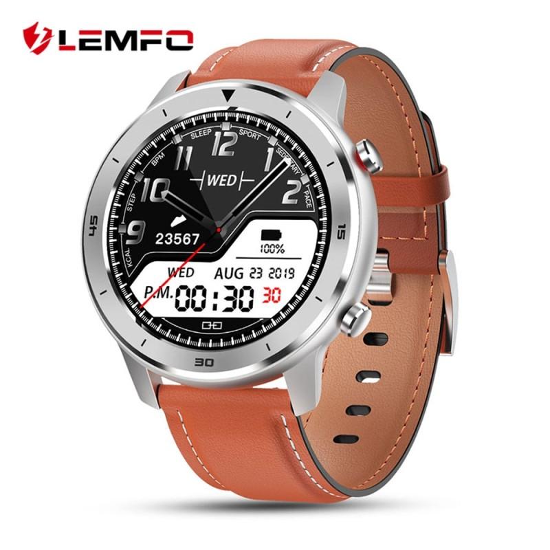 Ceas Smartwach LEMFO DT78 Brown