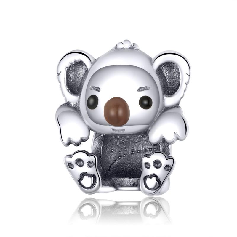 Charm Argint Pandora Baby Koala