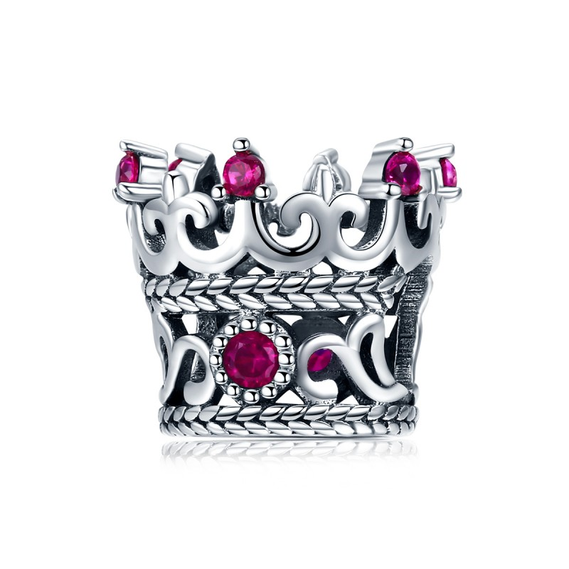 Charm Argint Queen's Crown Pandora