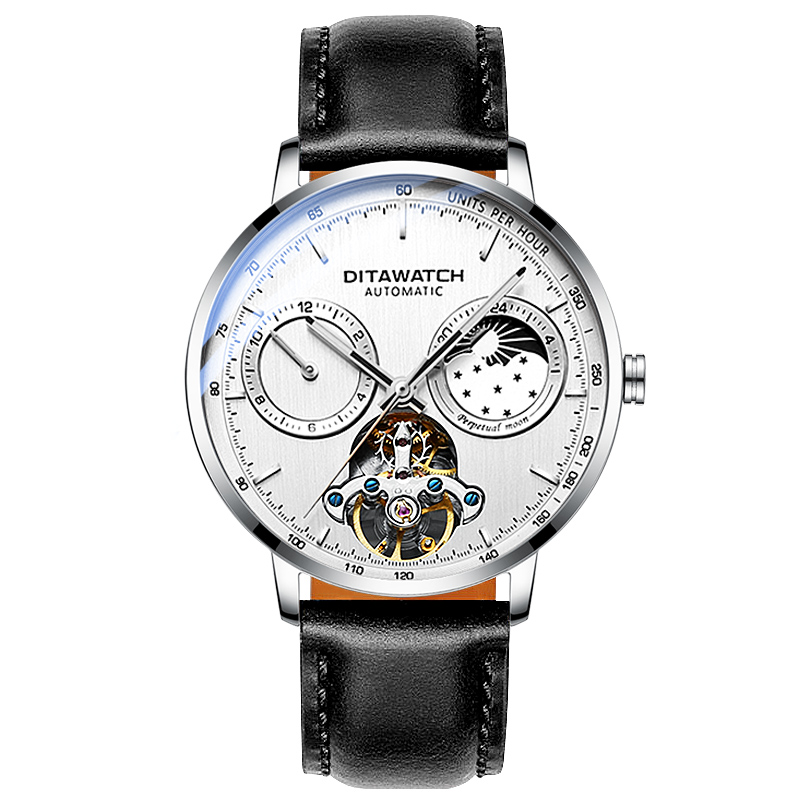 Ceas barbati automatic DITA DWB  Metal Black Edition