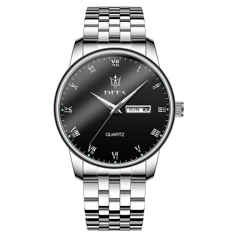 Ceas barbati DITA SS SD Series Silver Edition