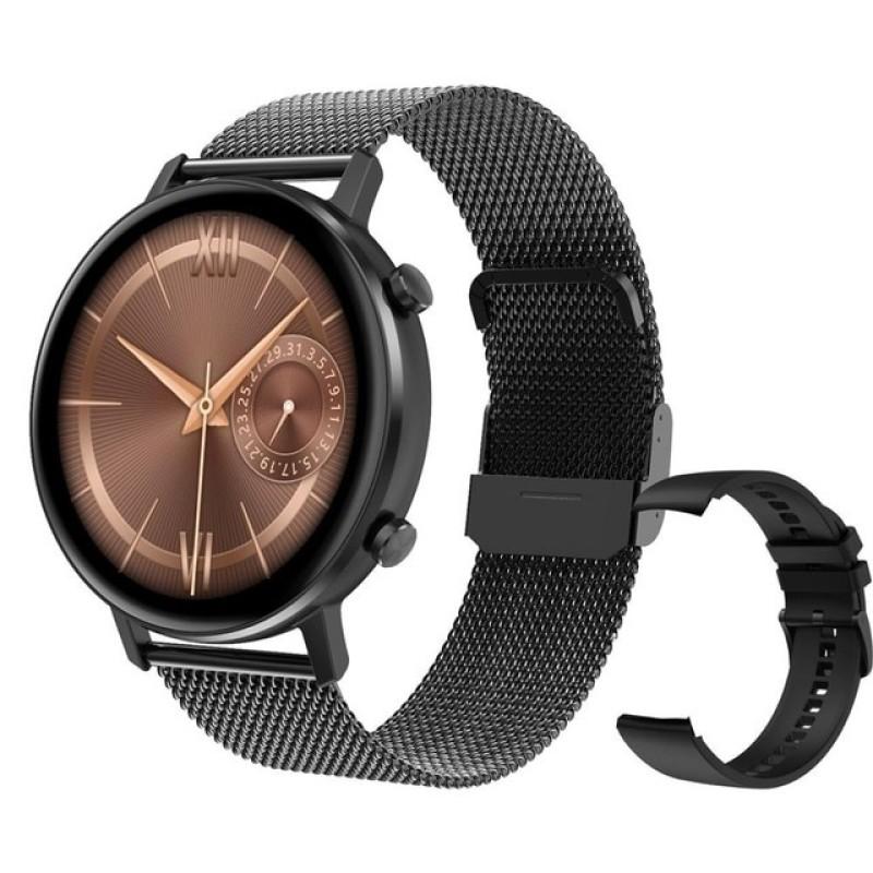 Ceas Smartwach LEMFO DT96 Black Edition